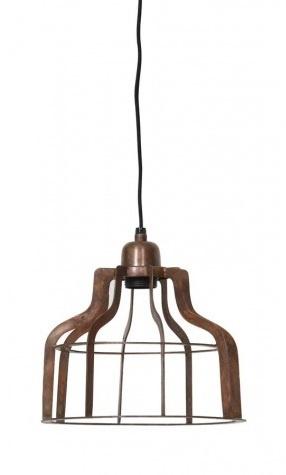Hanglamp Adine Vintage copper