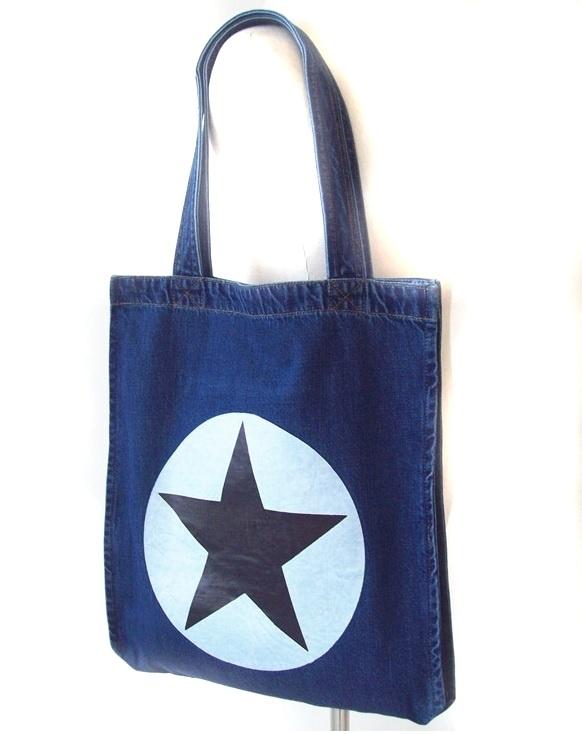 Denim shopper Star