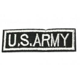 Patch US Army - zilver