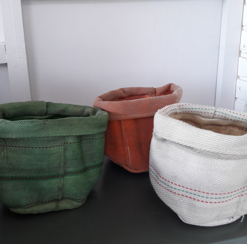 Mand/bloempot recycle