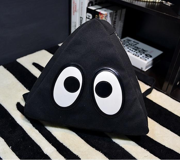 Rugzak Little Monster - zwart