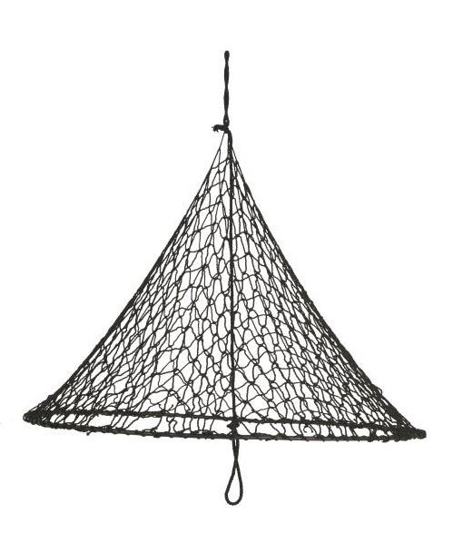 Lampenkap visnet uit India (punt)