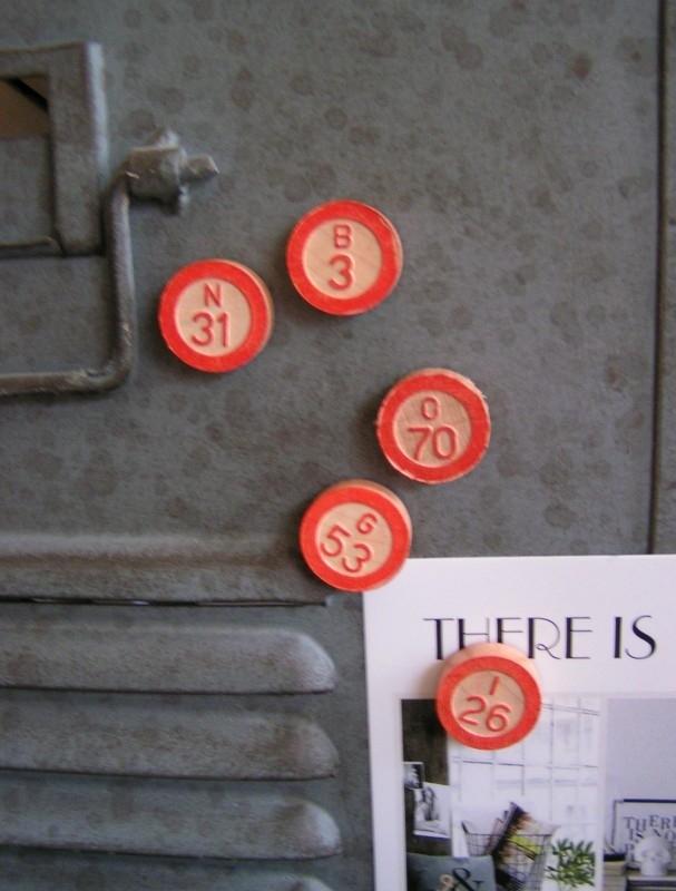 Bingo magneten