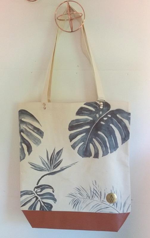Tote bag Tropic