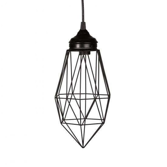 Hanglamp Arlington - zwart