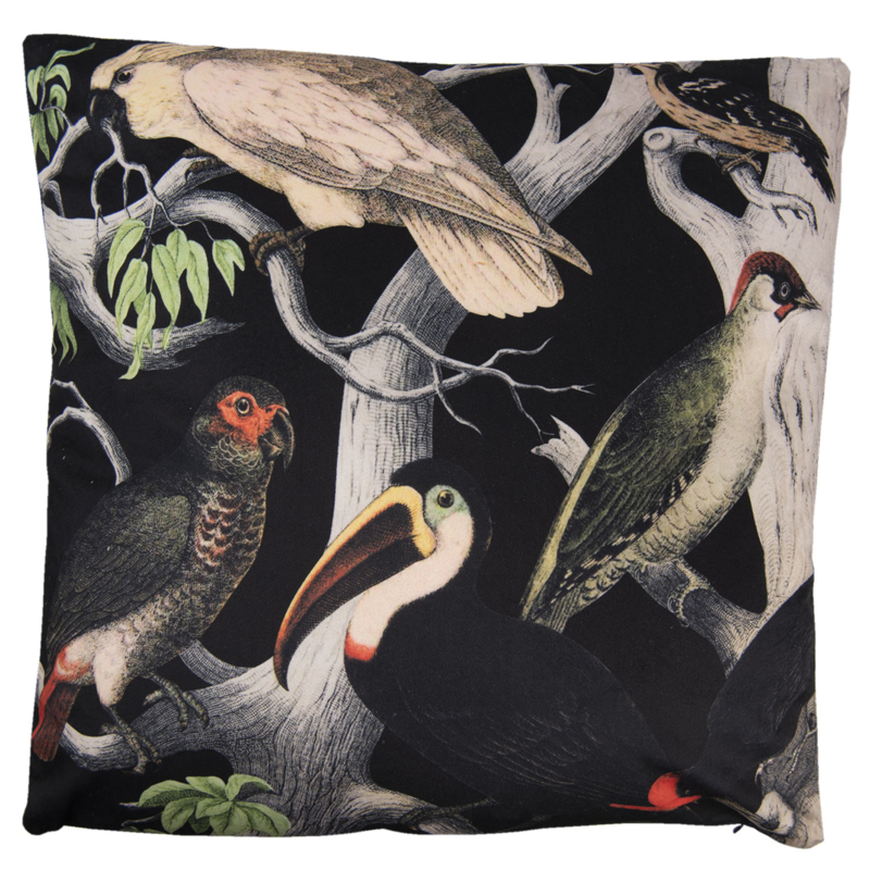 Kussen Jungle Birds