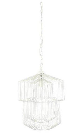 Hanglamp Wire - wit