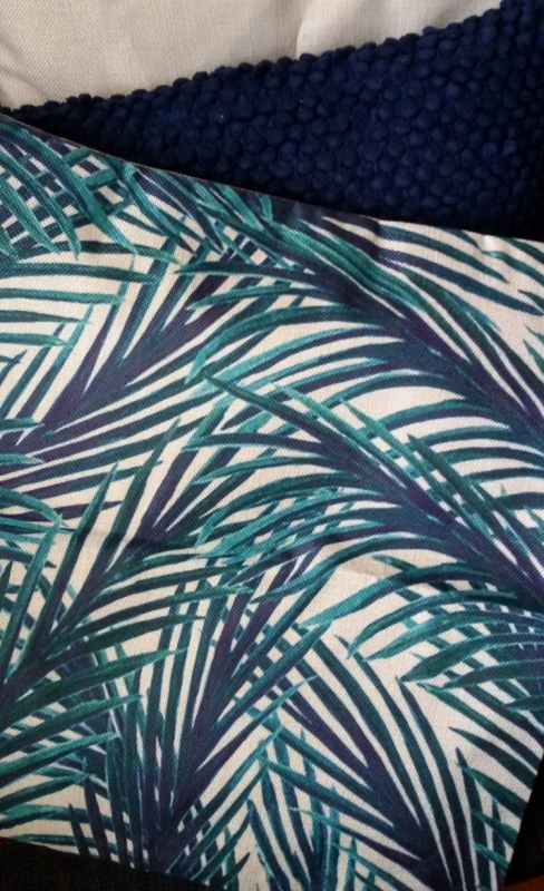 Kussenhoes Tropical Leaf