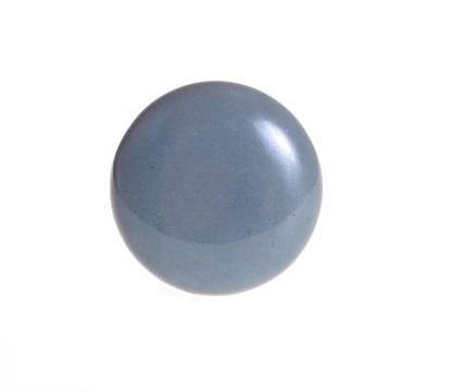 Kastknop Denimblauw - small