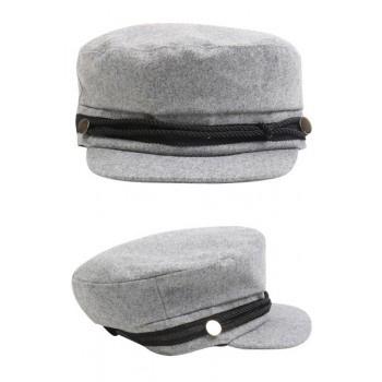 Sailor Cap - grijs