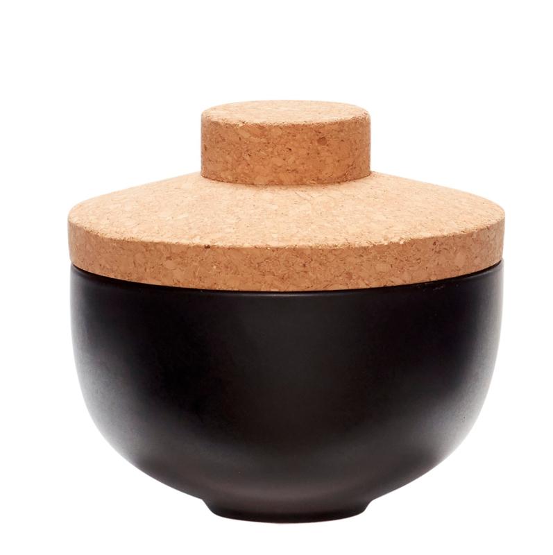 Box met kurkdeksel - medium