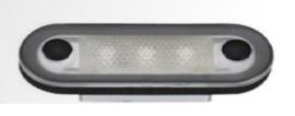 Vloer / cabine verlichting