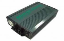Omvormer van 12 volt naar 1800 watt