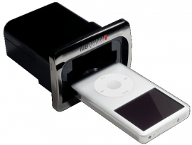 MB Quart ipod docking station