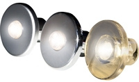 Led Dot 30mm warm wit
