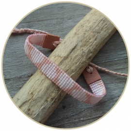 Armband 'Salmon Love'