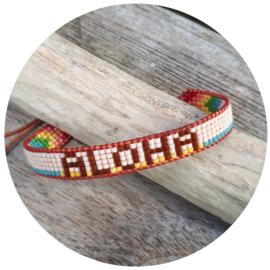 Armband 'Retro Aloha'