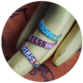 Kinder NAAM armband