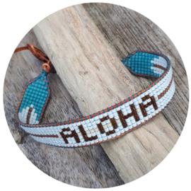 Armband 'Swallow Aloha'