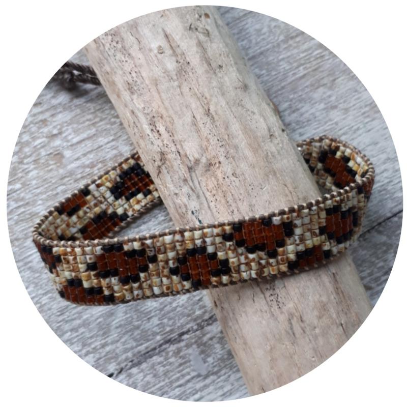 Armband 'Luipaard'