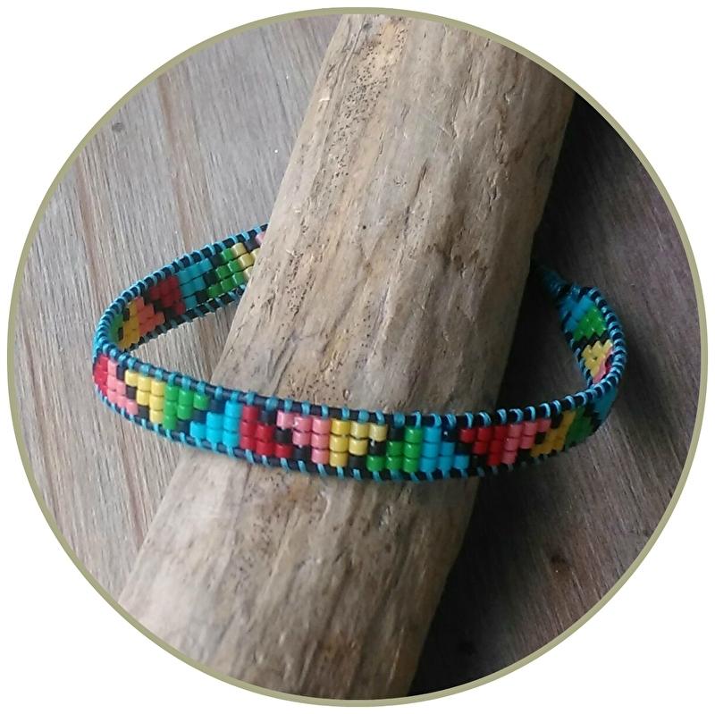 Armband ''Happy ethnic'