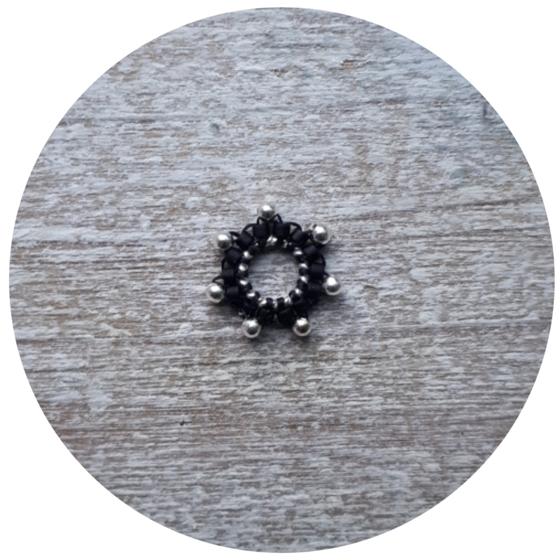 Hulahoop 'black matte'