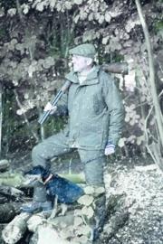 Deerhunter parka Saarland