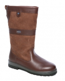 Dubarry halfhoge  laars Kildare - Walnut