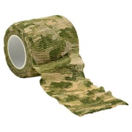 Tape voor geweer, camouflage groen