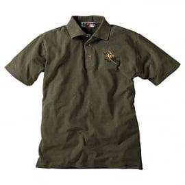 Poloshirt met fazant