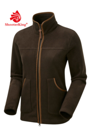 SHOOTERKING Fleece Jack dames