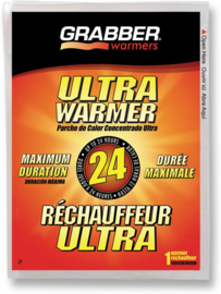 Grabber ultra warmers