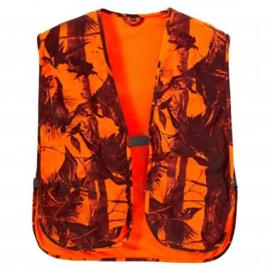 Il Lago hesje oranje camouflage