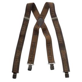 Deerhunter bretels met clip