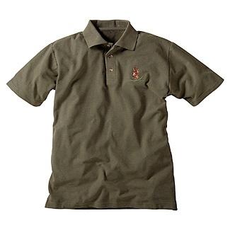 Poloshirt met reebok