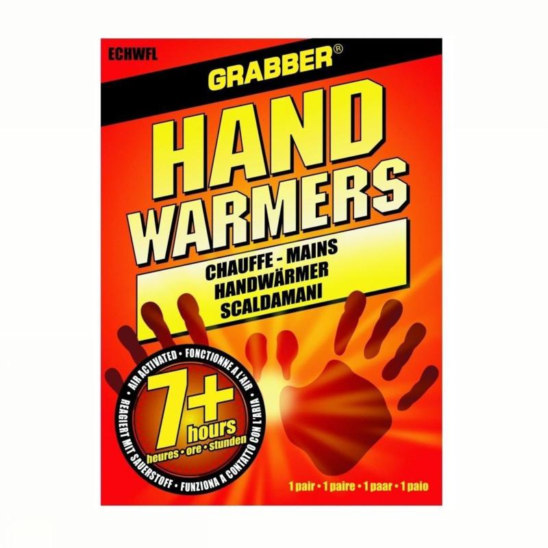 Grabber handwarmers