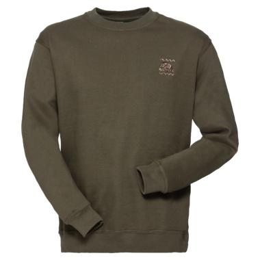 Sweatshirt met afbeelding wild zwijn
