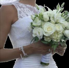 Bruidsboeket 25