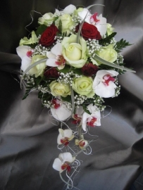 Bruidsboeket 91