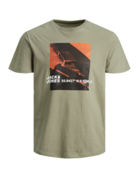 Jack & Jones T-shirt Lichen Green