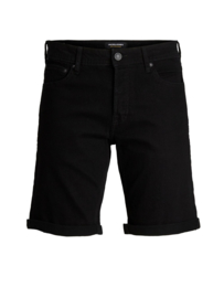 Jack & Jones Jeans short zwart
