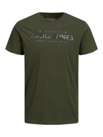 Jack & Jones T-shirt Forest print
