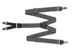 Hendrik bretels grijs 120cm