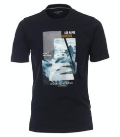 Casa Moda T-shirt blauw