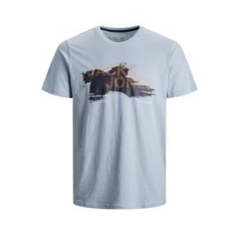 Jack & Jones T-shirt Dusty Blue