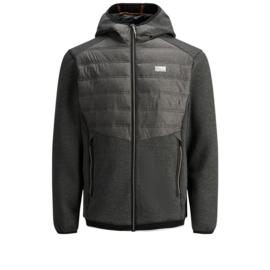 Jack & Jones Hybrid Jacket zwart