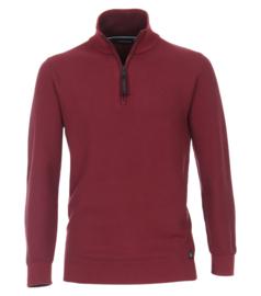 Casa Moda Sweatshirt Troyer rood