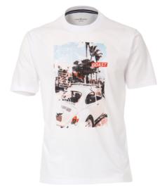 Casa Moda t-shirt wit print