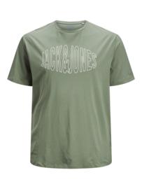 Jack & Jones Big T-shirt Sea Spray Plus