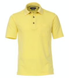 Casa Moda Poloshirt geel